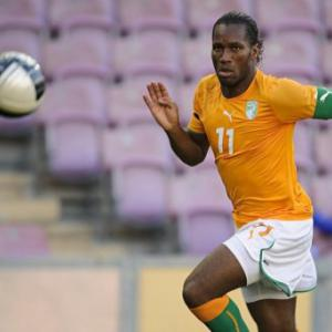 Ivory Coast name 25-man squad