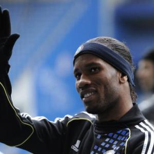 China's Shenhua claim talks with Chelsea's Drogba