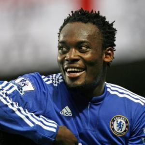 Chelsea's Essien feeling fit and raring to go