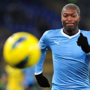 Djibril Cisse leaves Lazio for QPR