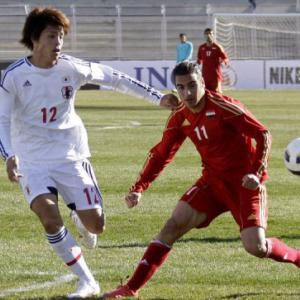 Australia, Japan football hit by Olympic setbacks