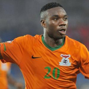 Sub Mayuka strikes to take Zambia into final
