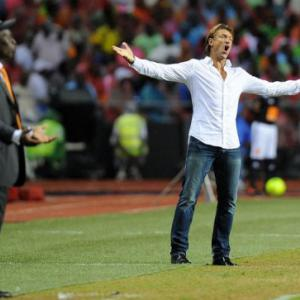 It was written in the sky - Zambia coach
