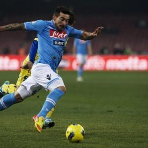 Napoli players named during football violence probe
