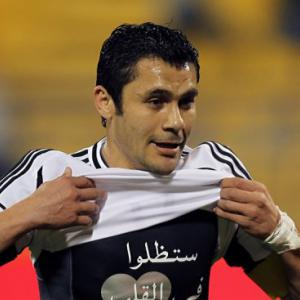 Egyptian Hassan becomes most capped player