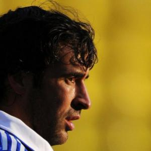 You've got mail! Schalke make Raul an offer