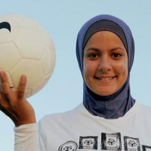 IFAB urged to drop Muslim headscarf ban