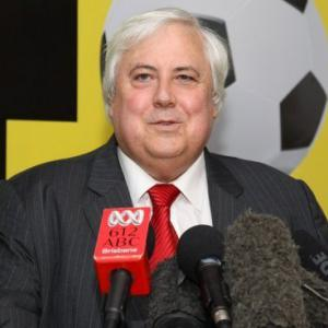 AFC, FIFA back FFA against billionaire's moves