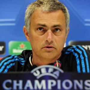 Mourinho says no fears for Real job