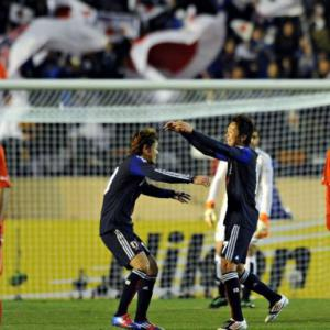Japan and UAE earn shot at Olympic glory