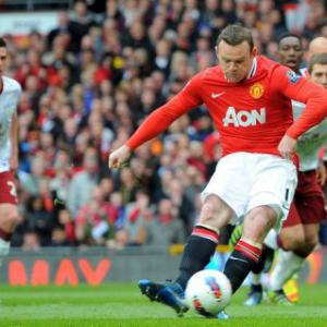 Fergie hails Rooney as scoring record looms