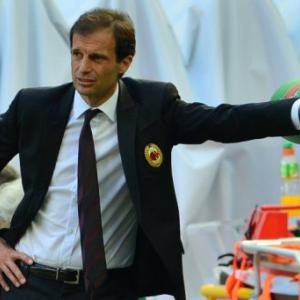 Defeat would be a disaster, says Allegri
