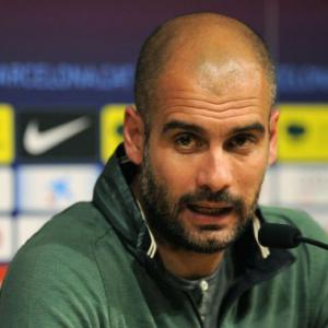Spanish press tip Guardiola departure