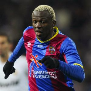 Levante striker Kone 'scoring too many goals'