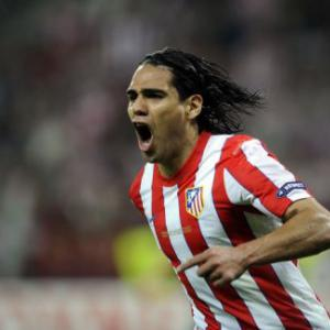 'Tiger' Falcao hailed after Atletico triumph
