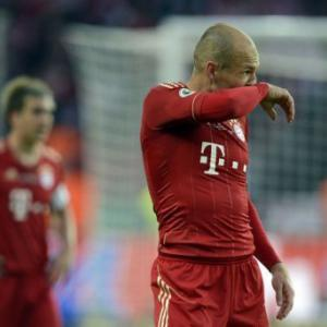 Robben eyes Chelsea win to erase cup disaster