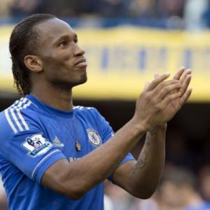Bayern boss wary of 'outstanding actor' Drogba