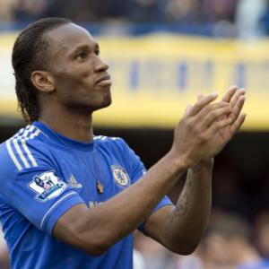 Drogba confirms Chelsea departure