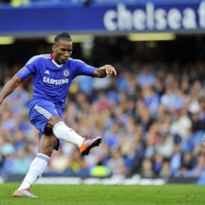 Drogba's China talks on track: report