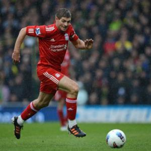 Gerrard rules out retiring after Euro 2012