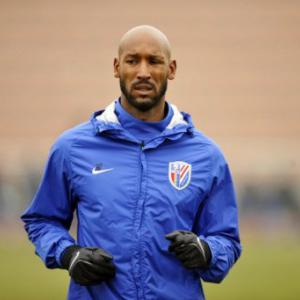 Anelka denies threat to quit Shanghai