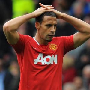 Ferdinand's agent slams Hodgson over Euro snub