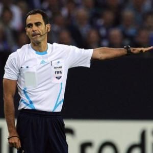 Referees appointed for first Euro 2012 matches