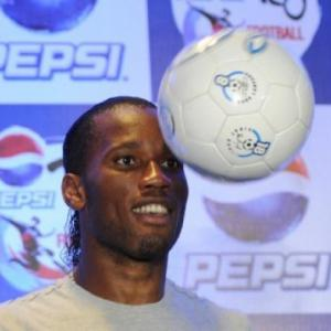 Drogba non-committal on Shanghai deal