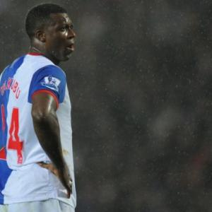Blackburn striker Yakubu set for China