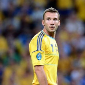 Ukraine blow as Shevchenko out of England clash