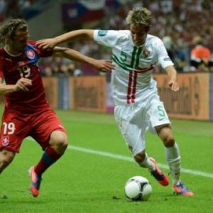Fabio Coentrao, the man behind Ronaldo