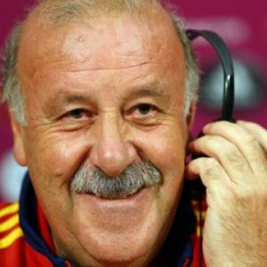 Del Bosque on verge of coaching history
