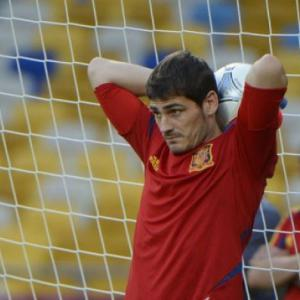 Casillas reflects on Spain journey