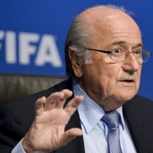 Bayern chief Hoeness says Blatter weakened