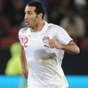 Egypt hope Aboutrika can bring Olympic football glory