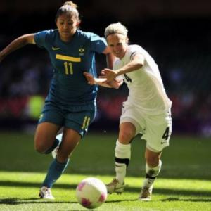 Brazil on course after beating New Zealand