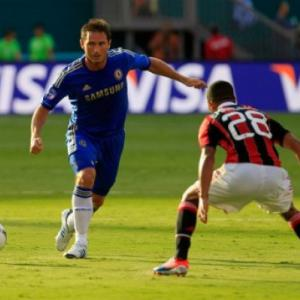 AC Milan blank Chelsea 1-0 in exhibition