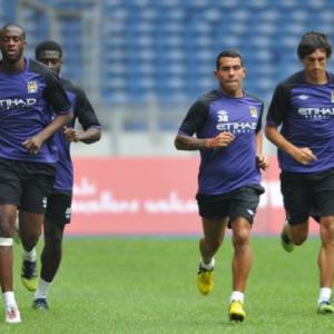 Transfer woes cloud Citys Shield preparations