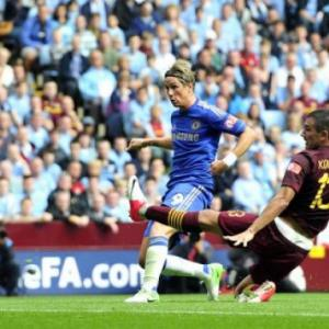Man City sink Chelsea to win Community Shield