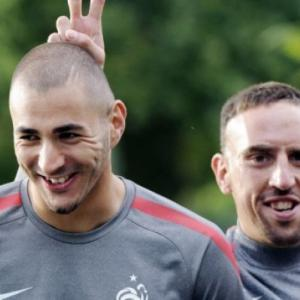 Ribery, Benzema face trial over underage escort