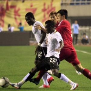 Ghana, Ivory Coast draw comfort from Cup warm-ups