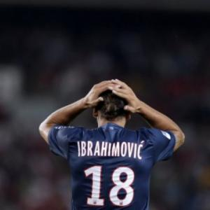 PSGs Ancelotti says he is biding time on Ibrahimovic