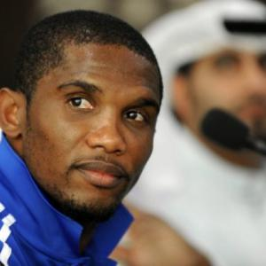 Etoo calls for calm amid fan violence in Russia