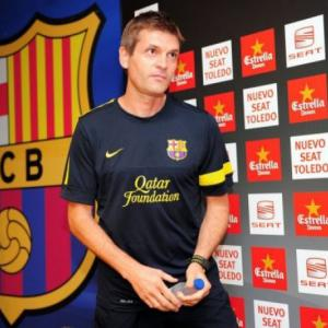 Barcelona appeal two-match ban for Vilanova