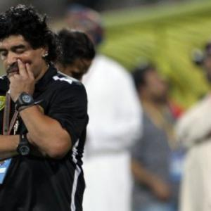 Dubai names Maradona football ambassador