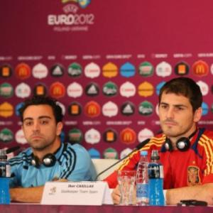 Casillas, Xavi, win top Spanish award