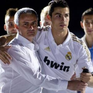 Mourinho refuses to comment on glum Ronaldo