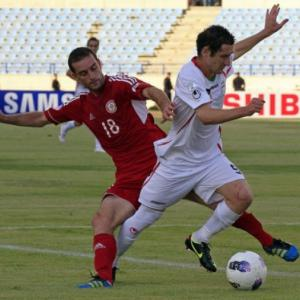Lebanon stun Iran in World Cup qualifier