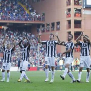 Juve look to pull ahead in Italian Serie A