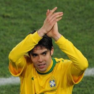 Brazil recall Kaka to face Japan, Iraq